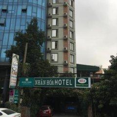 Nhan Hoa Hotel парковка