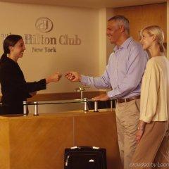 Отель Hilton Club New York спа