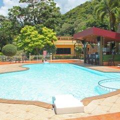 Отель Manohra Cozy Resort бассейн