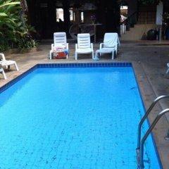 Отель Dacha beach Таиланд, Паттайя - отзывы, цены и фото номеров - забронировать отель Dacha beach онлайн бассейн