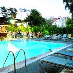 Marsyas Hotel бассейн