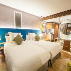 Отель Barcelo Anfa Casablanca Марокко, Касабланка - отзывы, цены и фото номеров - забронировать отель Barcelo Anfa Casablanca онлайн комната для гостей фото 4