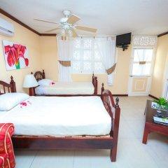 Отель Franklyn D. Resort & Spa All Inclusive Ямайка, Ранавей-Бей - отзывы, цены и фото номеров - забронировать отель Franklyn D. Resort & Spa All Inclusive онлайн комната для гостей фото 4