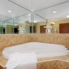 Отель Comfort Suites Vicksburg США, Виксбург - отзывы, цены и фото номеров - забронировать отель Comfort Suites Vicksburg онлайн ванная