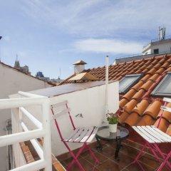 Отель Apartamentos Fuencarral 50 балкон