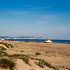 Гостиница Эмеральд пляж фото 2