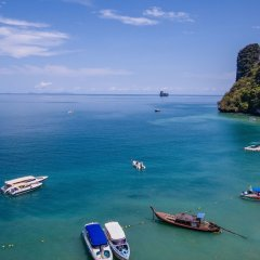 Отель Holiday Inn Express Krabi Ao Nang Beach пляж