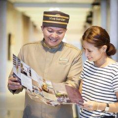 Отель Viva Garden Managed By Bliston Бангкок гостиничный бар