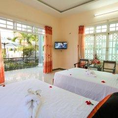 Отель Rice Village Homestay комната для гостей