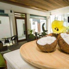 Отель Coconut Tree Hulhuvilla Beach Мале комната для гостей фото 3