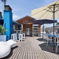 Hotel Acta Azul Барселона бассейн фото 2