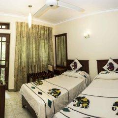 Отель Amanda Hills Канди комната для гостей