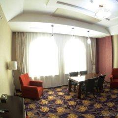 Отель Сафран комната для гостей фото 3