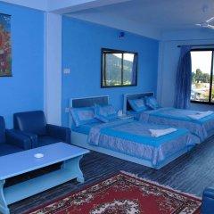 Отель Trekkers Inn Непал, Покхара - отзывы, цены и фото номеров - забронировать отель Trekkers Inn онлайн комната для гостей фото 3