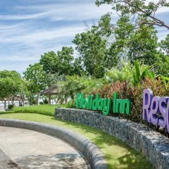 Отель Holiday Inn Resort Krabi Ao Nang Beach парковка