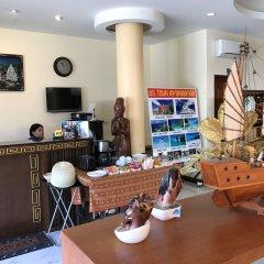 Отель BS Airport at Phuket Таиланд, Пхукет - отзывы, цены и фото номеров - забронировать отель BS Airport at Phuket онлайн интерьер отеля