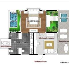 Отель Ayara Hilltops Boutique Resort And Spa Пхукет фото 8