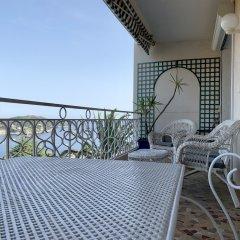 Отель Le Voilier - Sea View Франция, Виллефранш-сюр-Мер - отзывы, цены и фото номеров - забронировать отель Le Voilier - Sea View онлайн балкон