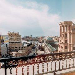 Отель Golden Palace Boutique балкон