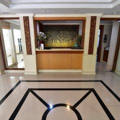 Апартаменты Antique Palace Apartment Бангкок интерьер отеля