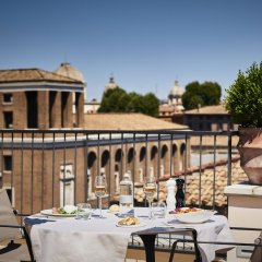 Отель Fortyseven Италия, Рим - 1 отзыв об отеле, цены и фото номеров - забронировать отель Fortyseven онлайн фото 16
