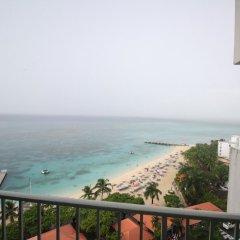 Отель Hipstrip Beach Studio Ямайка, Монтего-Бей - отзывы, цены и фото номеров - забронировать отель Hipstrip Beach Studio онлайн балкон