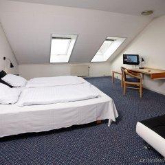 Hotel Søparken комната для гостей