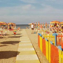 Отель Avana Mare пляж