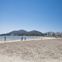 Отель Apartamentos YourHouse Alcudia пляж