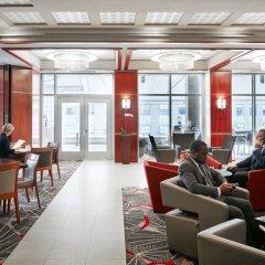 Отель Manhattan Centre Hotel США, Нью-Йорк - отзывы, цены и фото номеров - забронировать отель Manhattan Centre Hotel онлайн интерьер отеля фото 3