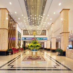 Отель Ladalat Hotel Вьетнам, Далат - отзывы, цены и фото номеров - забронировать отель Ladalat Hotel онлайн интерьер отеля