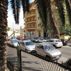 Отель Il Mandorlo Агридженто парковка