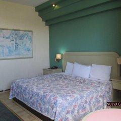 Hotel Nueva Galicia комната для гостей фото 5