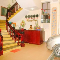 Nhu Phu Hotel интерьер отеля фото 2