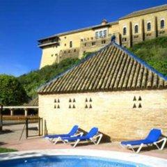 Отель Parador de Carmona бассейн фото 3