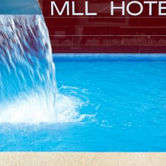 Отель MLL Caribbean Bay бассейн фото 2