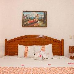 Отель Villas Mercedes Сиуатанехо комната для гостей фото 2