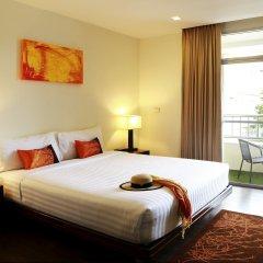 Отель Grand Asoke Residence Sukhumvit Таиланд, Бангкок - отзывы, цены и фото номеров - забронировать отель Grand Asoke Residence Sukhumvit онлайн комната для гостей фото 5