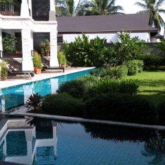 Отель Samaya Bura Beach Resort - Koh Samui бассейн