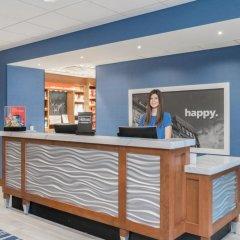 Отель Hampton Inn & Suites Newburgh Stewart Airport Ny Ньюберг интерьер отеля фото 3