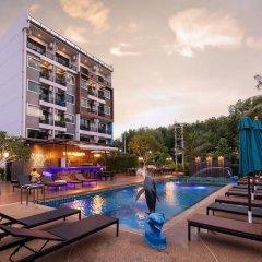 Отель River Front Krabi Hotel Таиланд, Краби - отзывы, цены и фото номеров - забронировать отель River Front Krabi Hotel онлайн фото 2