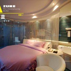 Dongguan Designer Hotel комната для гостей