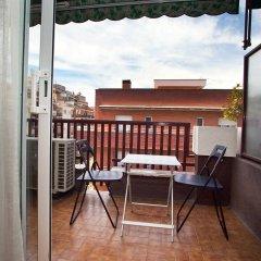 Отель Sants-Les Corts: Galileu Барселона балкон