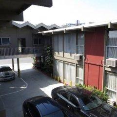 Отель Park Plaza Lodge Hotel США, Лос-Анджелес - отзывы, цены и фото номеров - забронировать отель Park Plaza Lodge Hotel онлайн парковка