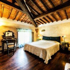 Отель Fonte Del Castagno Синалунга сейф в номере