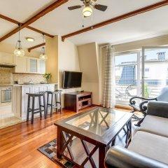 Апартаменты Lion Apartments -Colonial Сопот комната для гостей фото 2