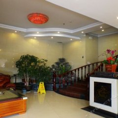 Tianjing Hotel интерьер отеля фото 3