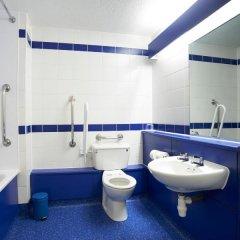 Отель Travelodge Southampton Central ванная