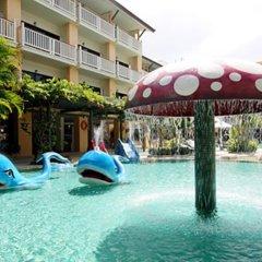 Отель Thara Patong Beach Resort & Spa Таиланд, Пхукет - 7 отзывов об отеле, цены и фото номеров - забронировать отель Thara Patong Beach Resort & Spa онлайн детские мероприятия фото 2