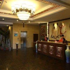 Отель Ci En Hotel Китай, Сиань - отзывы, цены и фото номеров - забронировать отель Ci En Hotel онлайн интерьер отеля фото 3